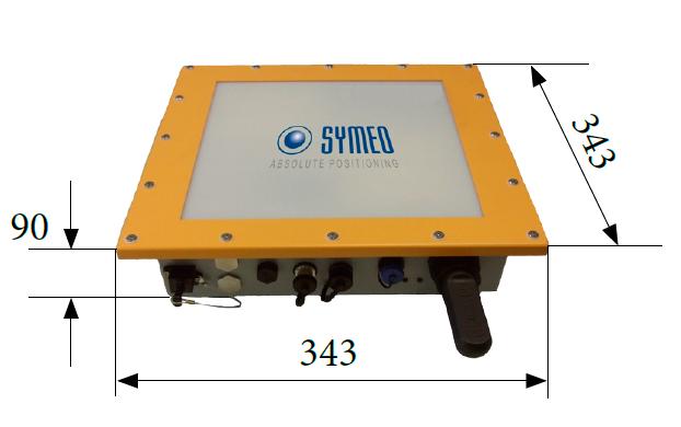 Технические характеристики LPR-1D24