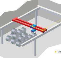 Типовое применение датчика LPR-1DHP