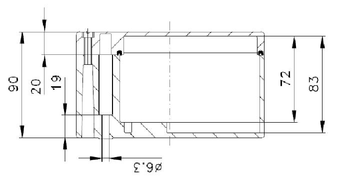 Технические характеристики радарного датчика LPR-1D