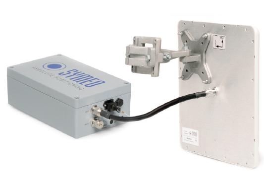 LPR-1D – радиолокационный датчик измерения расстояния и положения