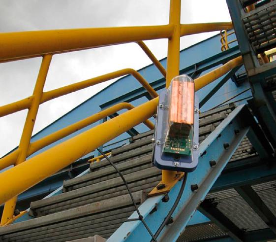 SPU-L - компактное устройство 2D позиционирования со встроенным телеметрическим модулем