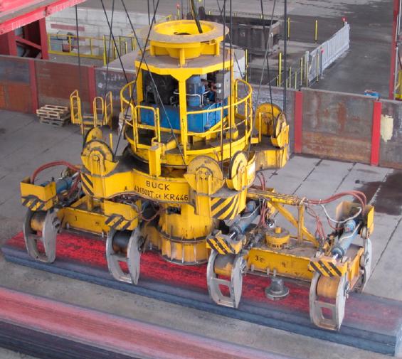 Система предупреждения о столкновении для сталелитейного подвижного состава