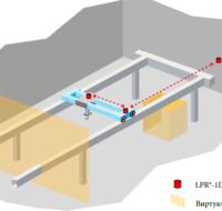 Примеры применения датчика расстояния LPR-1D