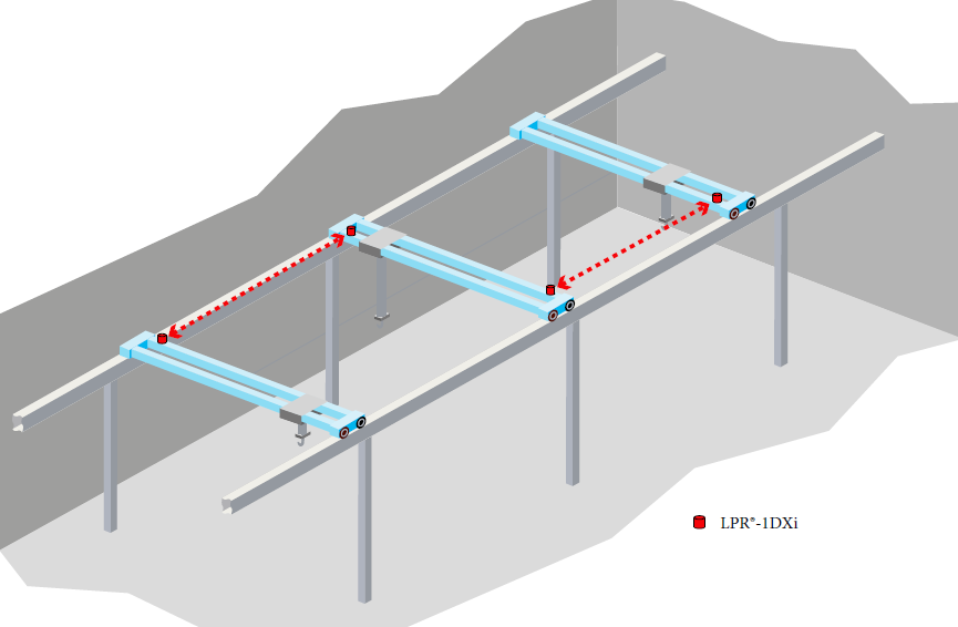 LPR-1DXi - компактный датчик определения расстояния со встроенным реле переключения