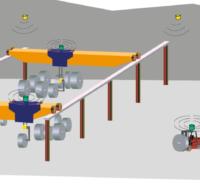 Типовые примеры применения радарного датчика LPR-2D