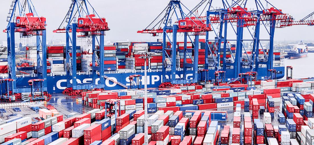 Hamburger Hafen и Logistik AG (HHLA)