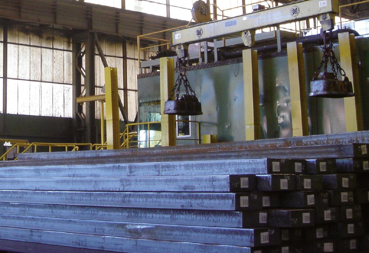 Управление складами металла с точностью до сантиметра
