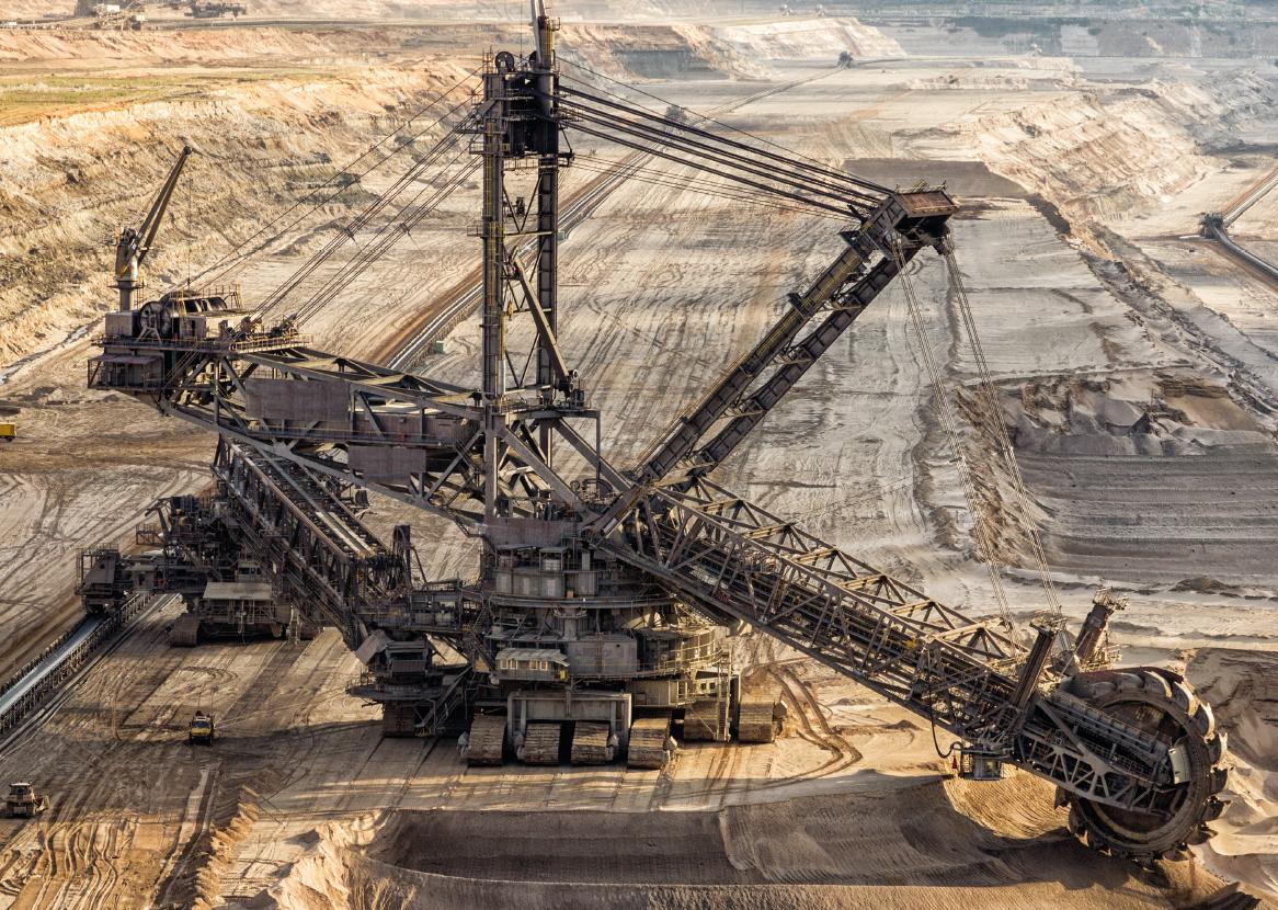 Радарные датчики для горнодобывающей промышленности